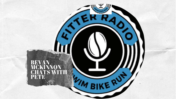 Pete is Interview by Bevan Mckinnon on Fitter Radio Podcast