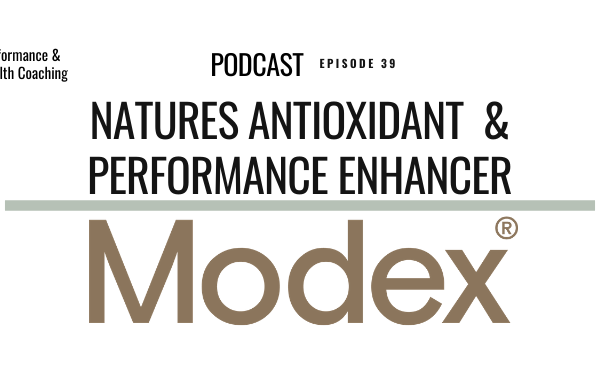 Natural Antioxidant, Anti Inflammatory & Performance Enhancer | Modex
